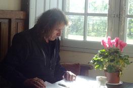 Michel Garnier compose