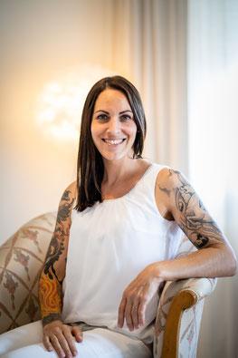 SOULGARDEN Founder Eva Hochstrasser