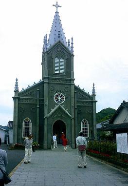天草 崎津教会