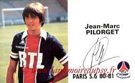 PILORGET Jean-Marc  80-81