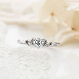 婚約指輪、エンゲージリング、ヴィヴァ―ジュ8