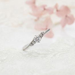 婚約指輪、エンゲージリング、ヴィヴァ―ジュ5