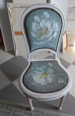 peinture sur mobilier