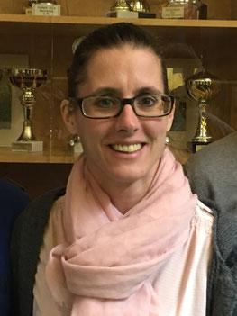 Mag. Nina Redlich - Chorleiterin von 2012 bis Juni 2018