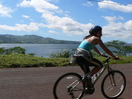 Mountain Bike tour Arenal National Park