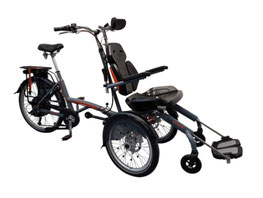 Van Raam O-Pair 2 Rollstuhlrad finanzieren mit 0%-Finanzierung