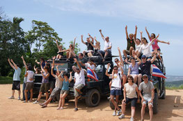 Ausflug auf Koh Samui