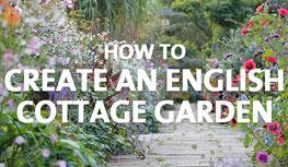 cottage gardening tips