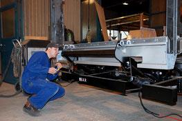 Mechanik - Alois Birrer AG Fahrzeugbau Hofstatt