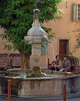 fontaine des Deux Places