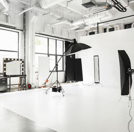 Make Up Fotoshootings, Styling Werbung