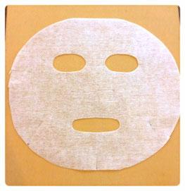 【不思議なシート】プラチナシートマスク