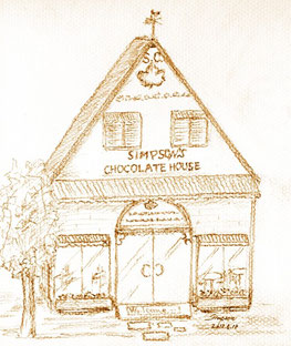 Simpson's Chocolate House(シンチョコ)