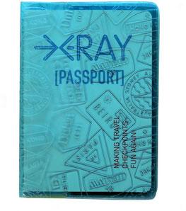 Flight 001 F1 X-ray Passport Cover