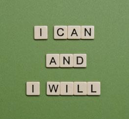 Vertrauen in die eigenen Stärken gewinnen und überzeugt handeln