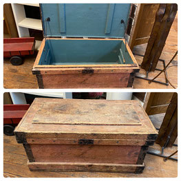 Large Tool Chest Teal Interior  $95.00