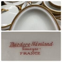 Theodore Havilland Limoge France Set SALE $195.00