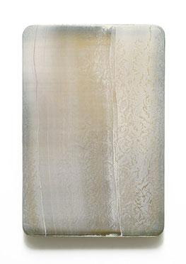 Utopischer Körper 54 2012 Acrylfarbe, Kunststoffsiegel, Ölfarbe auf MDF 60 x 40 cm