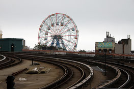 New York Street Photography Brooklyn, Coney Island Street Photography, New York Realities