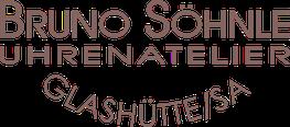Bruno Söhnle Uhrenatelier Glashütte logo