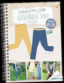 Lybstes Leggings für Kids und Teens nähen