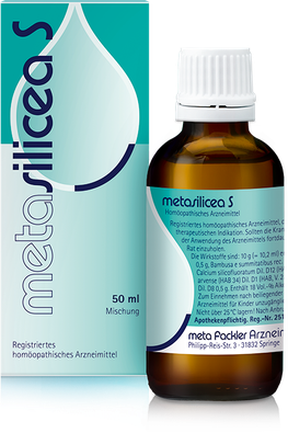 metasilicea S Packshot