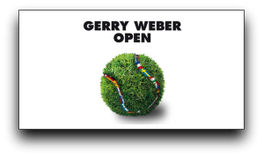 Medienassistenz Gerry Weber Open seit 2012
