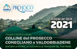 Tessera Pro Loco 2018