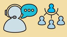 オンライン英会話サービスのSkype利用