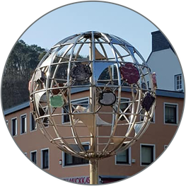 Edelsteinbrunnen Idar-Oberstein
