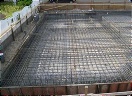 家づくりの流れ08 基礎工事 画像