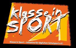 Logo: Klasse in Sport