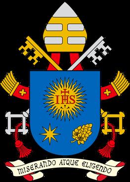 Armoiries du Pape François