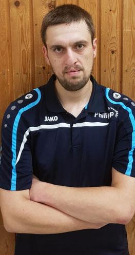 Machte im Derby gegen den TTC Marl-Hüls III den 10:0-Endstand perfekt: Marc Schidlowski vom VfL Hüls IV.