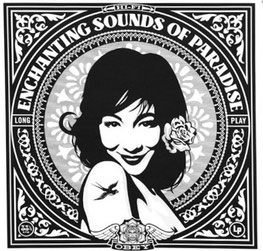 Shepard Fairey Enchanting Sounds Album