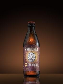 SinghBräu Zähringer Bier Brauerei Löwe Hopfen Craftbeer