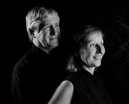 Richard Steel und Christiane Steel