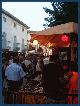 Mercado Argárico Galera
