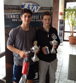 Vincent Strauch gewinnt das Turnier
