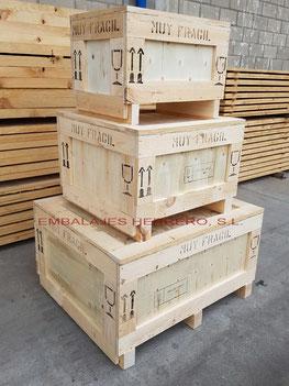37d7844c7 Estamos especializados en la fabricación de cajas de madera, que ofrecen la  máxima protección de sus bienes.