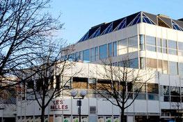 les Halles de Tours - salle de conference - bien-être a Tours - via energetica