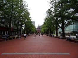 北三条広場