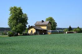 Bahnhof Geras-Kottaun