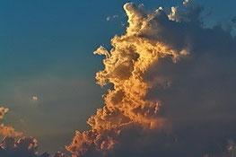 Andreas Maria Schäfer, fotograph1956, Fotografiewelten,Wolken, Lichtspiel, Himmel, Sonnenuntergang