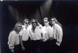 Seit dem Auftritt 2004 nicht mehr vom Stadtfest Winsen wegzudenken: Die Rock 'n Roll Deputyz