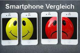 Smartphone Vergleich