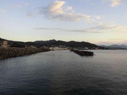 宇賀漁港 の写真