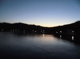 近くの漁港の写真