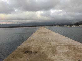 室津漁港の写真