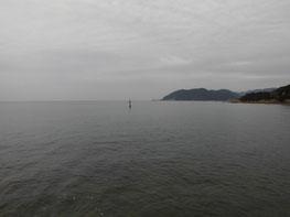 犬鳴岬犬鳴からの風景